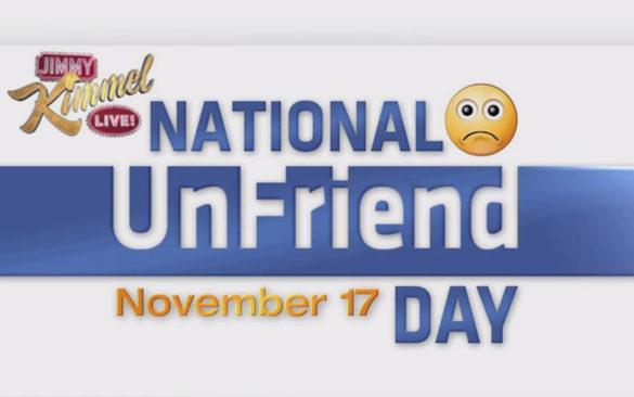 Giornata della vera amicizia su Facebook
