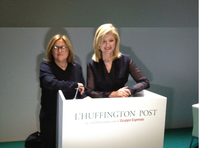 Huffington Post apre in Italia
