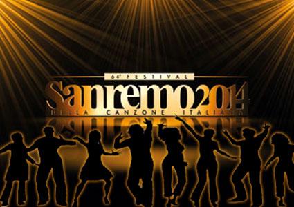 [#Sanremo2014] Tweet in caduta libera. Sarcina, Noemi e Renga restano i più citati