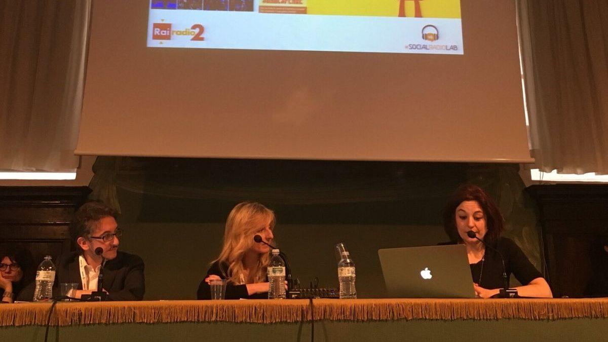 Al Festival del Giornalismo 2016 per parlare di informazione radiofonica 2.0