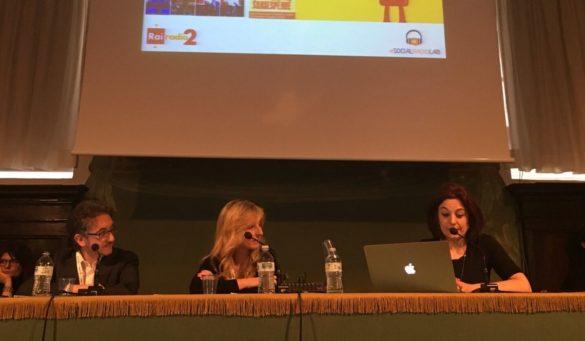 """""""#SocialRadio: il web, gli smartphone e il futuro dell'informazione radiofonica"""" il nuovo panel Social Radio Lab al Festival del Giornalismo 2016"""