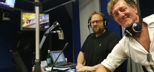 Nicolas Ballario e Gabriele Brocani - Estate Fuorigioco - Radio 1 RAI