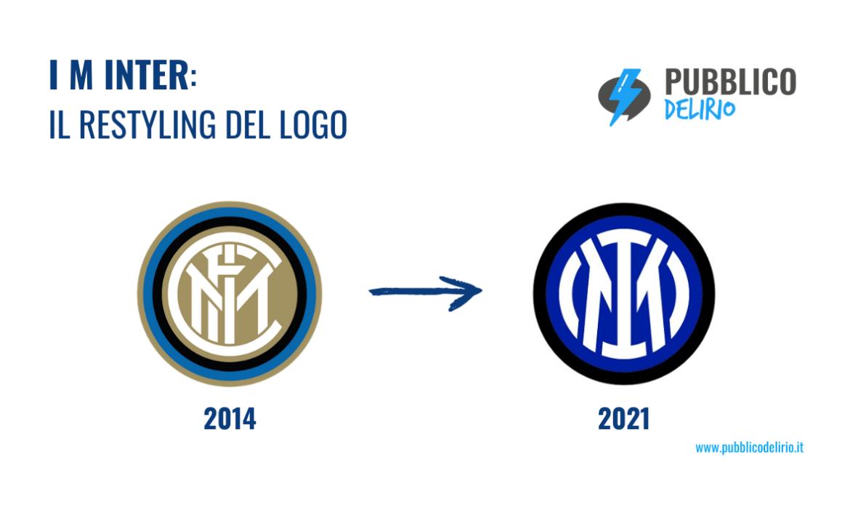 I M Inter: il restyling del logo